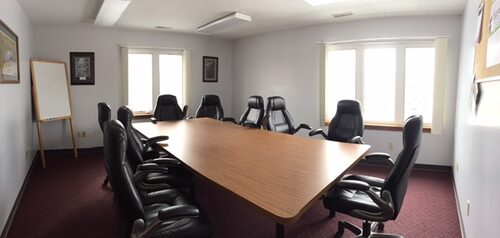 43 Office Center, Streetsboro Ohio, boardroom